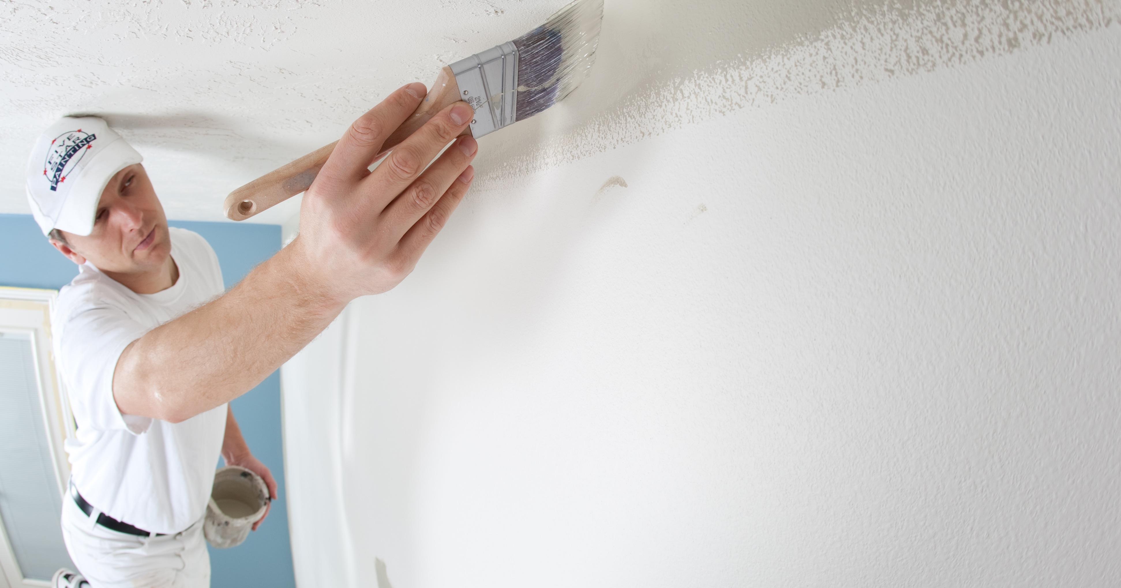 SunFlux gør brug af  LED lys muligt for malerfaget
