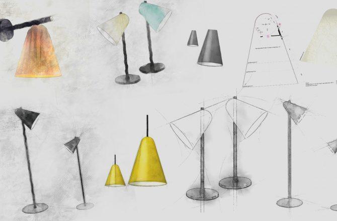 Dansk design – capelo lamper