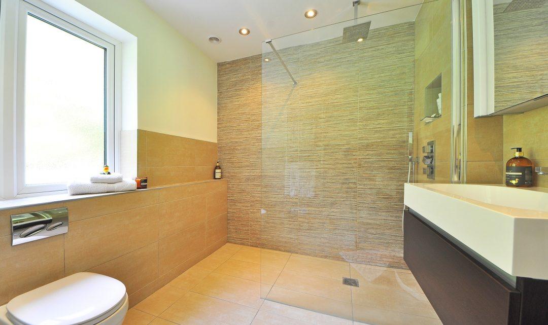 LED indbygningsspot til badeværelset